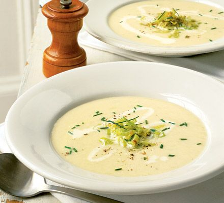 Darina Allen's Winter Leek & Potato soup. Ireland's most acclaimed chef serves up a recipe for the *best* leek and potato soup you'll ever eat!