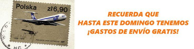 #enviosgratis