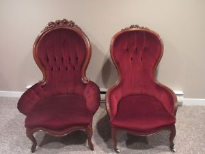PRICE REDUCED Antique Chairs City of Toronto Toronto (GTA) image 1