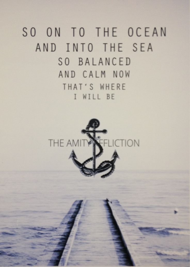 The Amity Affliction - Flowerbomb - Love the Band, the Music, the Lyrics... Helps me a lot in hard times...