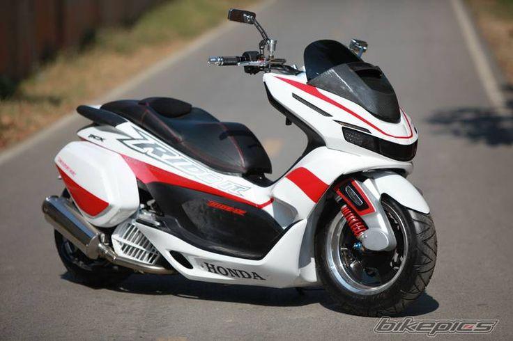 BikePics - 2011 Honda Pcx