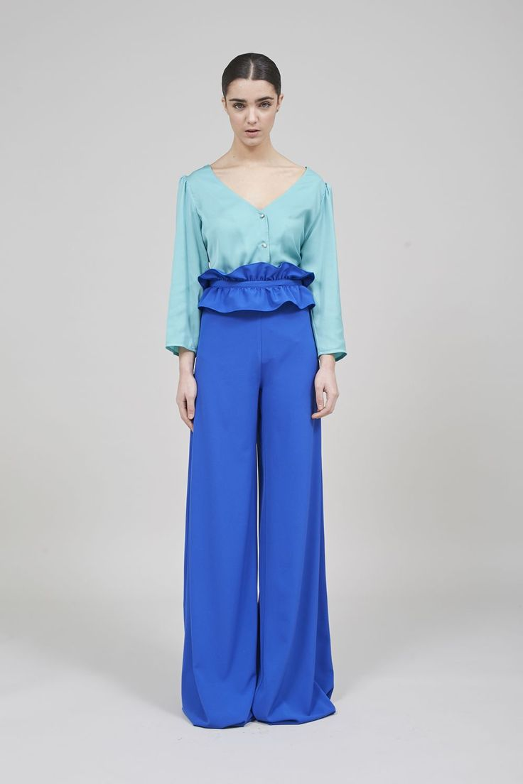 Coosy - Palazzo trousers. 150€