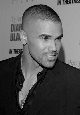 Shemar Moore - Love him as Agent Morgan on Criminal Minds. Every time he calls Garcia 'Babygirl' it gives me butterflies <3