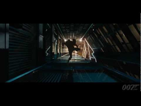"""""""Skyfall"""" Olympic TV Spot. Successfully and effortlessly making me hot and bothered in just over 30 seconds."""