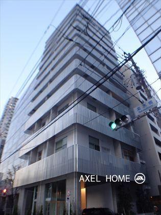【alefia アレフィア】港区港南2丁目に建つ賃貸デザイナーズマンションです。 免震構造