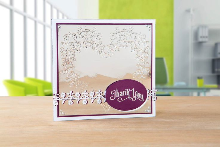 Gorgeous #carddesign made using the ultimate die-crafting machine TODO. Shop now: http://www.createandcraft.tv/todo  #CraftwithTODO