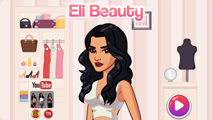 Eli Beauty is a mobile friendly HTML5 game created for a beauty and lifestyle channel in Youtube. Play the game here:  http://www.agame.com/game/eli-beauty