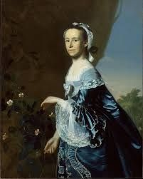 Mercy Otis Warren aided the colonial cause.