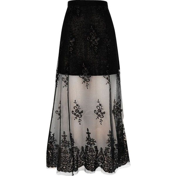 Best 25  Long lace skirt ideas on Pinterest | Long summer skirts ...