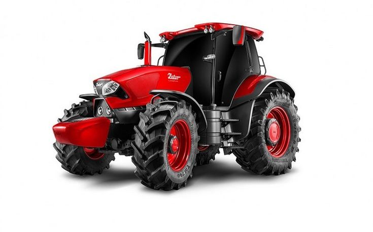 Zetor traktort tervezett a Pininfarina - 4. kép