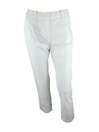 Weekend Max Mara Womens White Matassa Cropped Cigarette Pants 4 Weekend Max Mara. $124.00