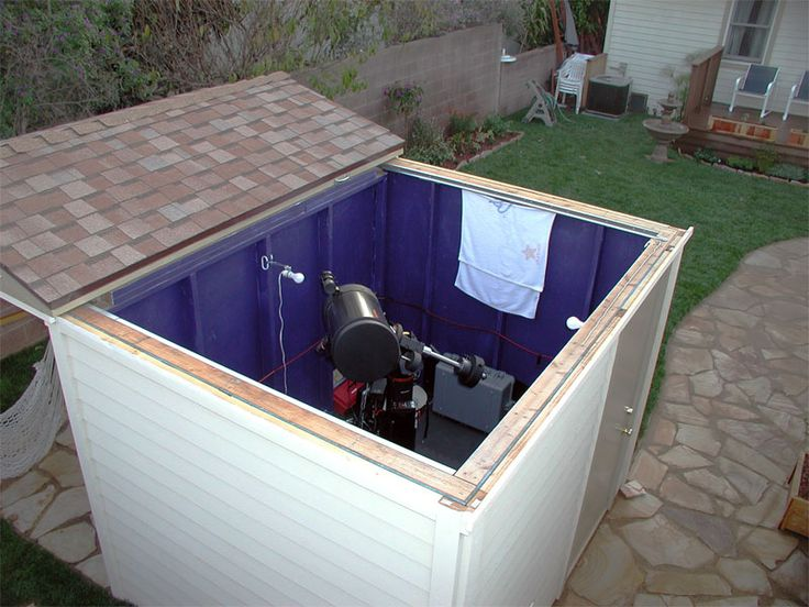 Best images about backyard observatories on pinterest