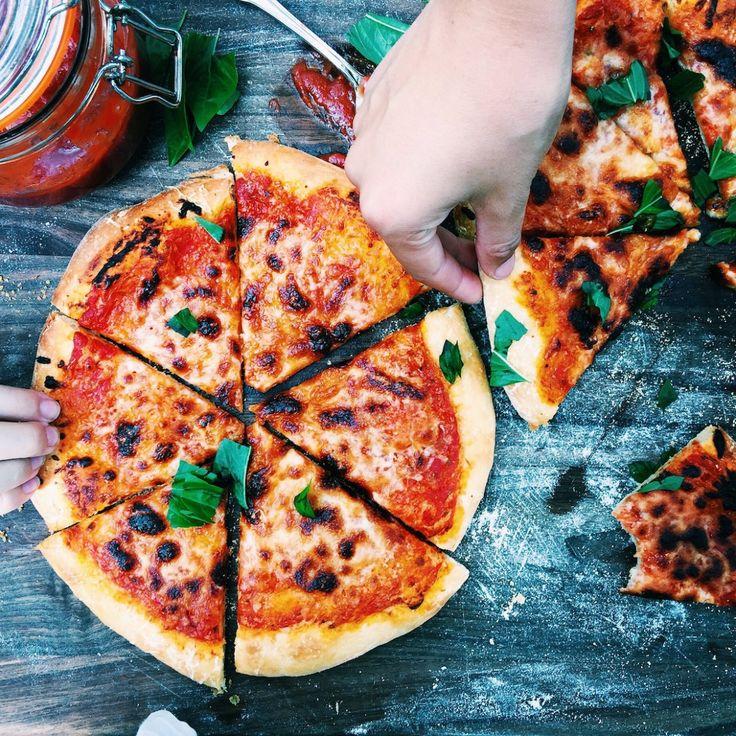 85 besten Pizza Baby! Bilder auf Pinterest   Vegetarische rezepte ...