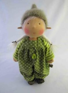 Great list of tons of adorable waldorf dolls.  Great inspiration!