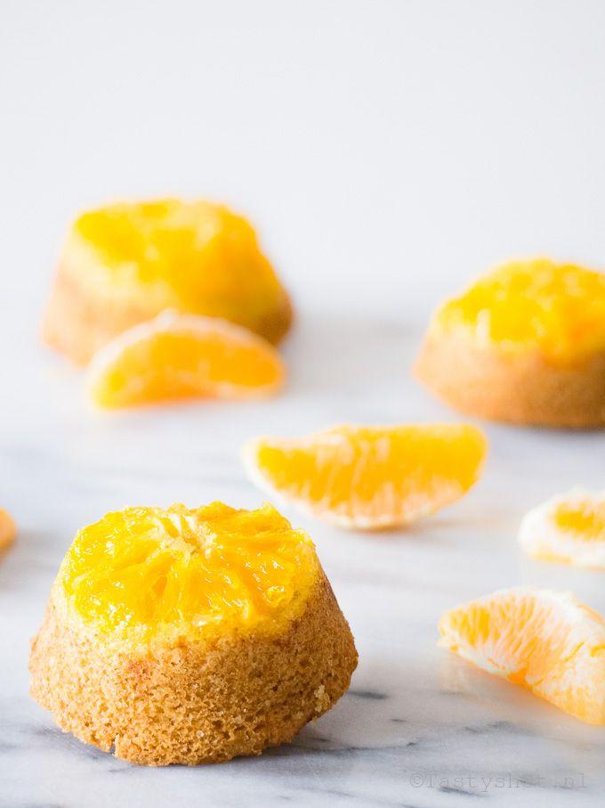 Oranje-boven-sinaasappelcupcakes recept/ Orange cupcakes recipe. Photography: © Gitta for www.tastyshot.nl