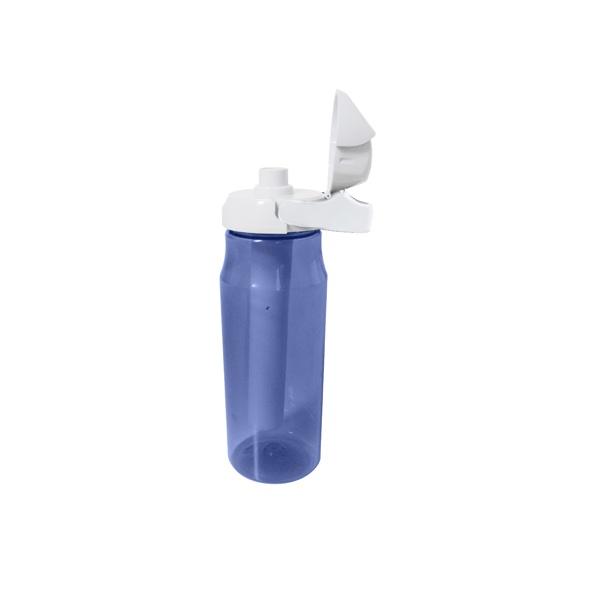 COD.TT009 Botella con Refrigerante. Cierre a presión. Traba plástica con pasador para colgante. Tubo de Gel Refrigerante.
