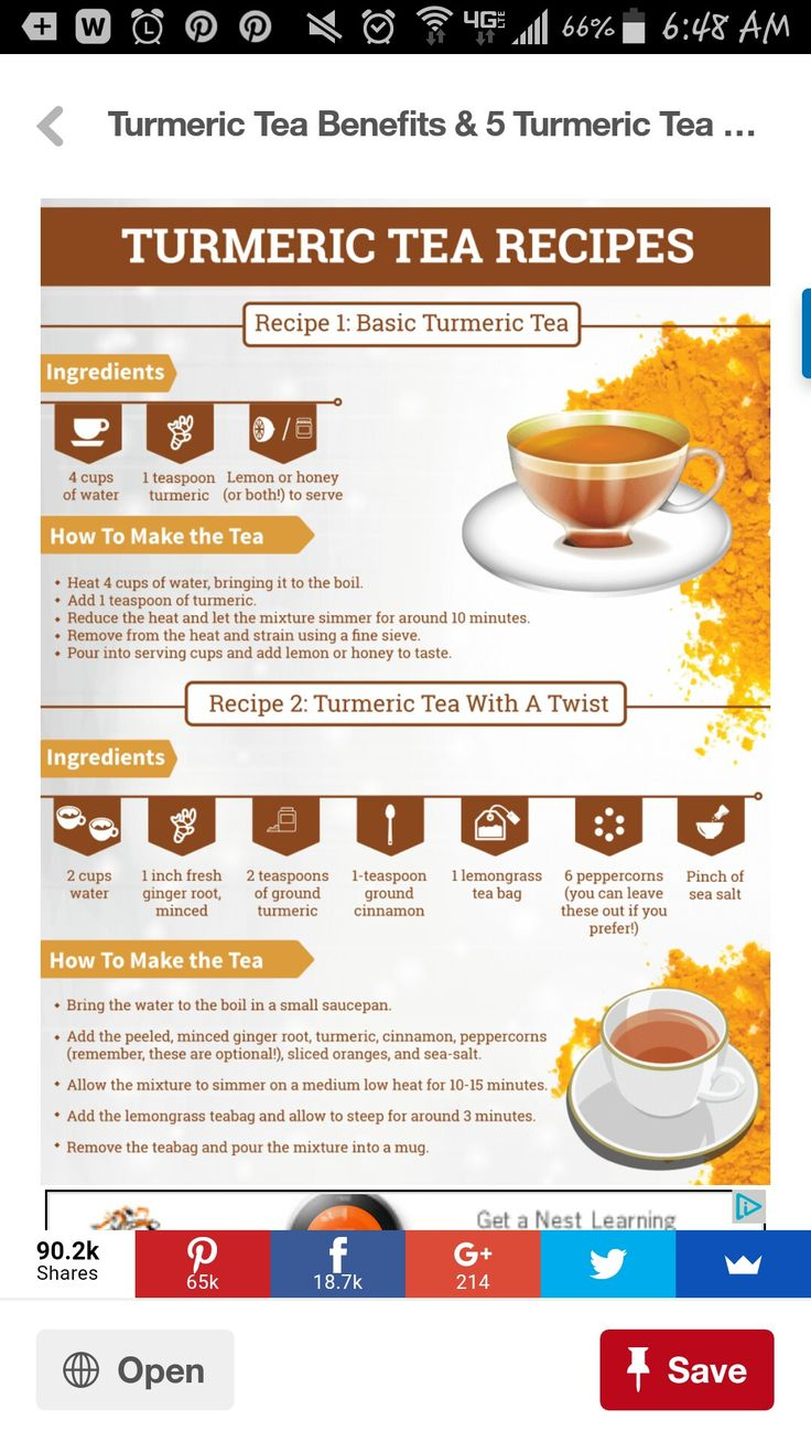 Pin by pchef linda on health n fitness turmeric tea