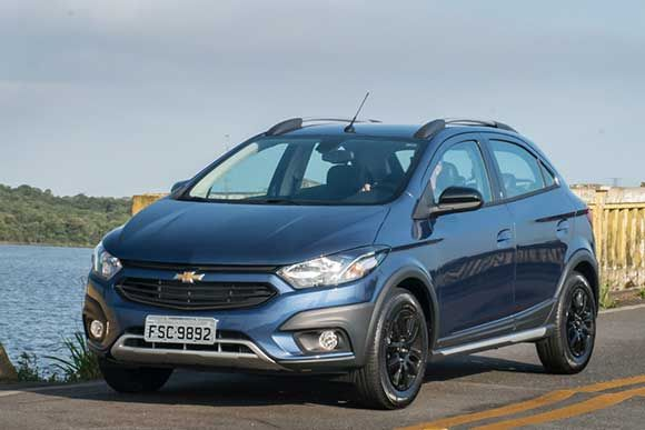Conheca Os Dados Tecnicos Do Chevrolet Onix Active 1 4 At 2019