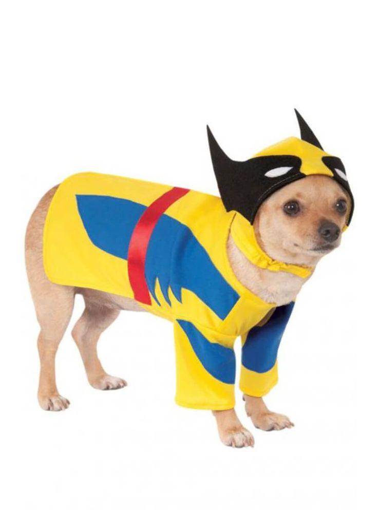 Disfraz oficial de lobezno para perro   Comprar