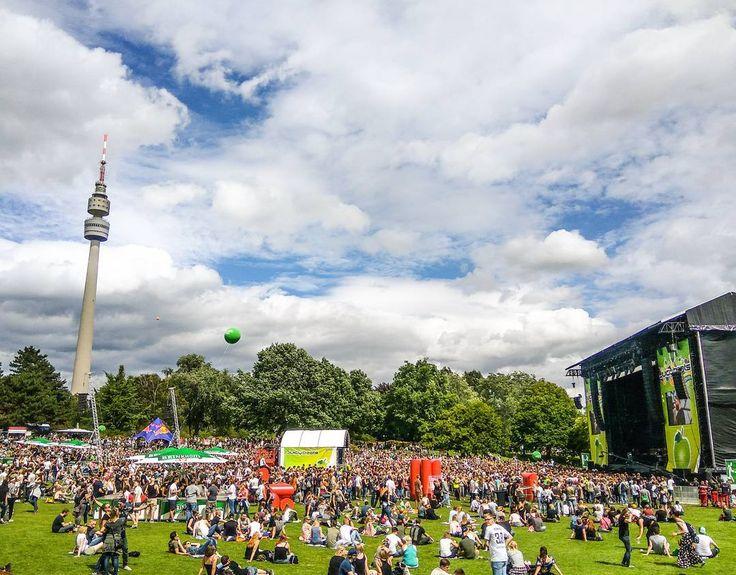 Juicy Beats Festival in Dortmund  _______ #juicybeats #festival #dortmund #ig_dortmund #juicybeats2017 #ig_nrw #ig_germany #party #openair #sdp #trailerpark #westfalenpark #mainstage #frittenbude #konzert #concert #igers #igerscologne #ig_worldclub #rausgegangen #music #sommer #ruhrpott