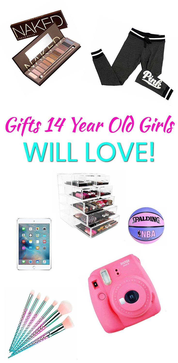 Best Gifts 14 Year Old Girls Will Love | Gift Guides | Pinterest ...