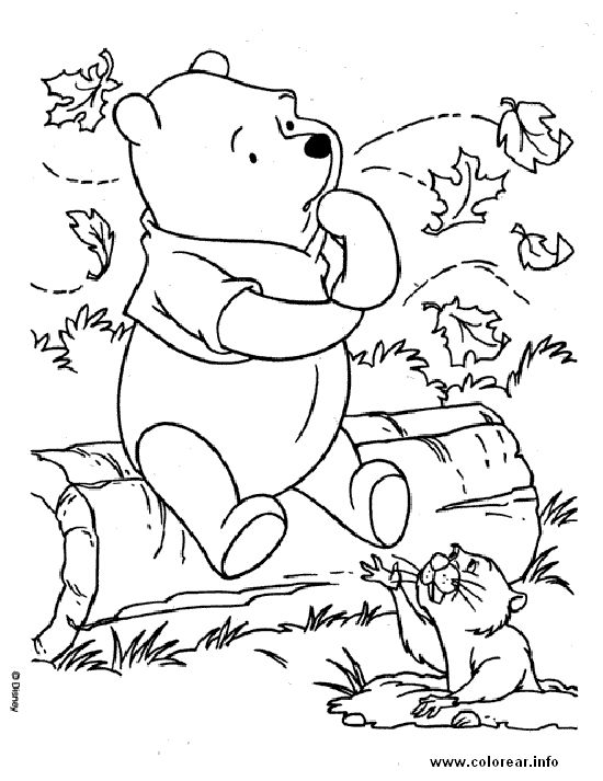 363 best winnie the pooh images on pinterest | adult coloring ... - Pooh Bear Coloring Pages Birthday