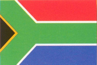 """This is the flag for South Africa, which is where the novel takes place. """"Cry, the beloved country, these things are not yet at an end"""""""