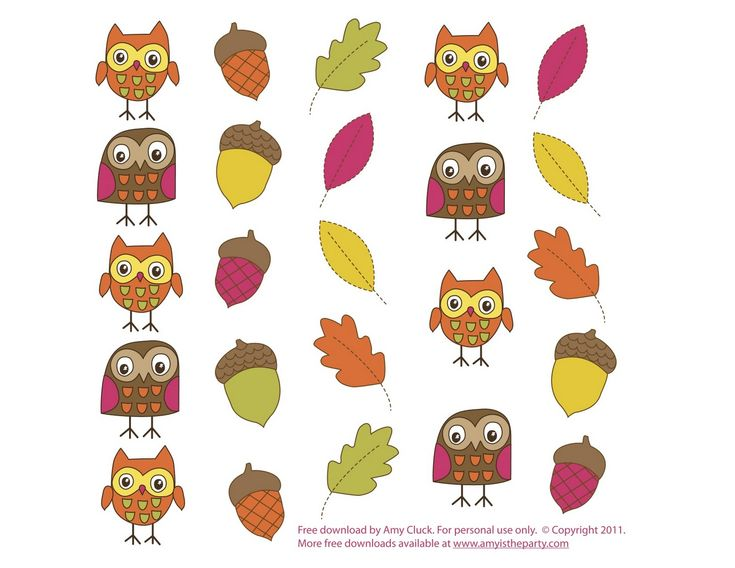31 best autumn crafts images on pinterest autumn crafts crafts my owl barn fall inspired printables sciox Image collections