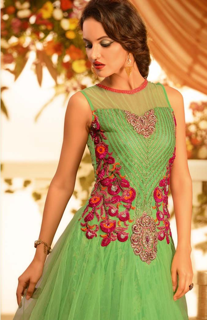 Latest designed gown just of Rs.5500