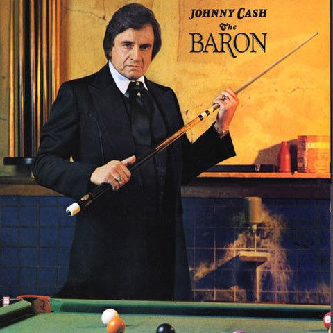 Johnny Cash The Baron – Knick Knack Records