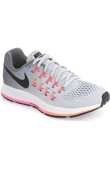 Nike 'Zoom Pegasus 33' Sneaker (Women) available at #Nordstrom                                                                                                                                                     More
