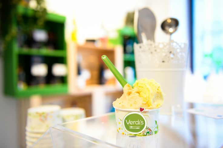 Noi il caldo lo combattiamo con gusto ; ) #food #foody #expo2015 #milan #gelato #icecream #love #good #verdis #sanoappetito #milano #healthyfood #healthy #foodlover #veg #vegan #vegetarian