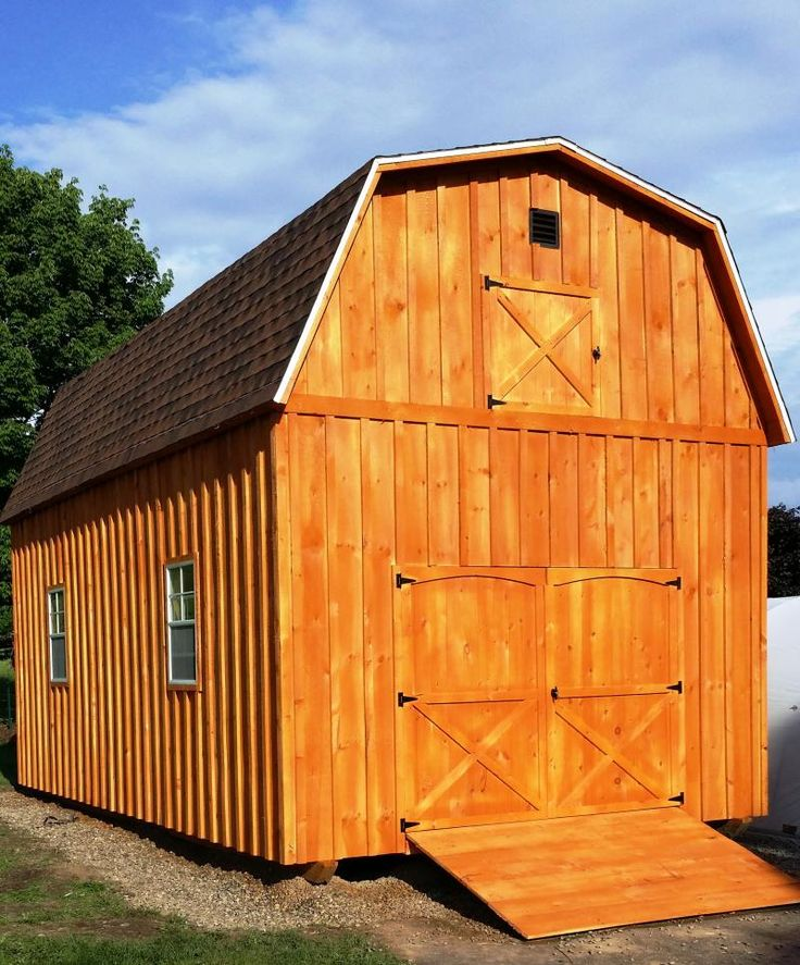 best 25 amish sheds ideas on build a shed kit 88147