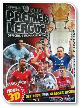 Topps Premier League 2011