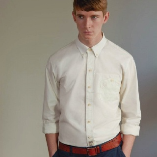 Fred Perry, original skinhead style.