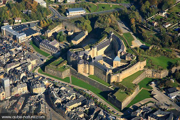 château de Sedan, Champagne-Ardenne