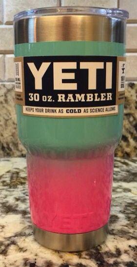 YETI Powder Coated Cup