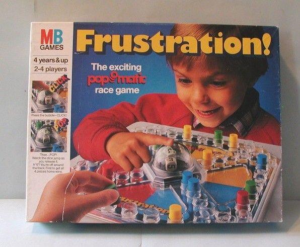 Board games . . .