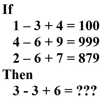 I know you are a genius, then solve this question. | IQ ...