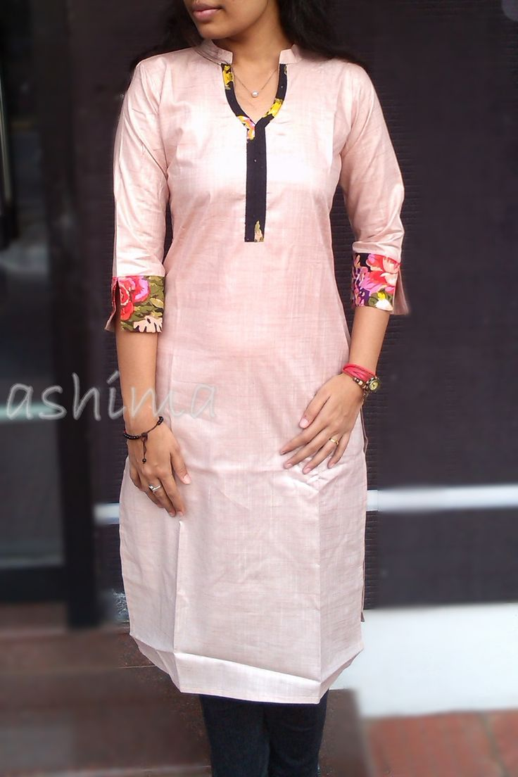 Code:2711150- Silk Cotton Kurta- Price INR:790/- All sizes available. Free shipping to all courier destinations in India. Online payment through PayUMoney / PayPal