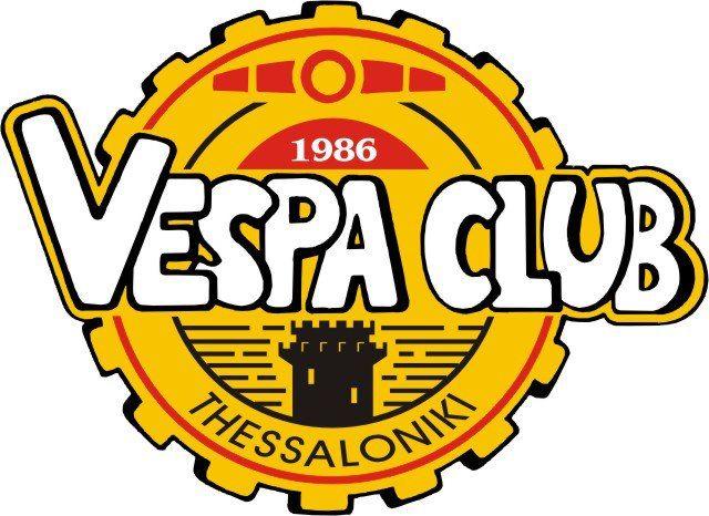 #VespaClubVolos #logos