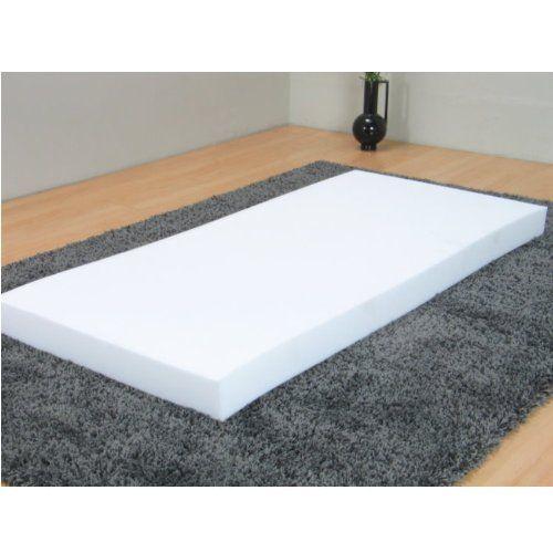 Schaumstoffmatratze-Rollmatratze-90-x-200cm-Kaltschaum-Matratze-Komfort-wei