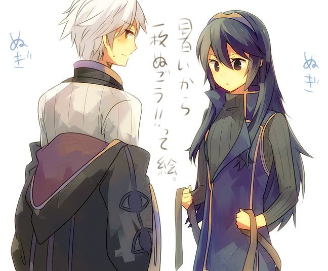 Pictures of Robin And Lucina Fanfiction - #rock-cafe