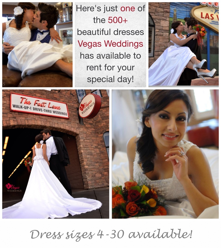 12 best 702 wedding images on pinterest las vegas for Las vegas wedding dress rental