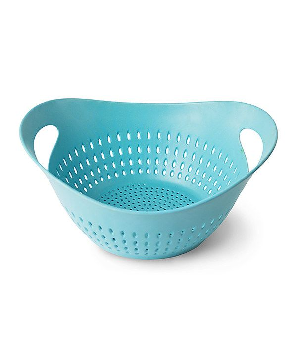 Look at this Blue Harvest Colander on #zulily today!