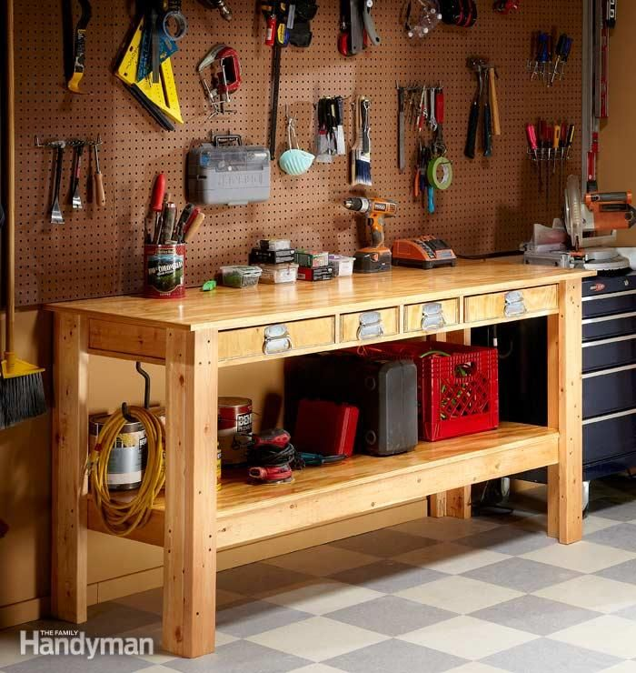 img custom garage renocompare workbench diy for workbenches