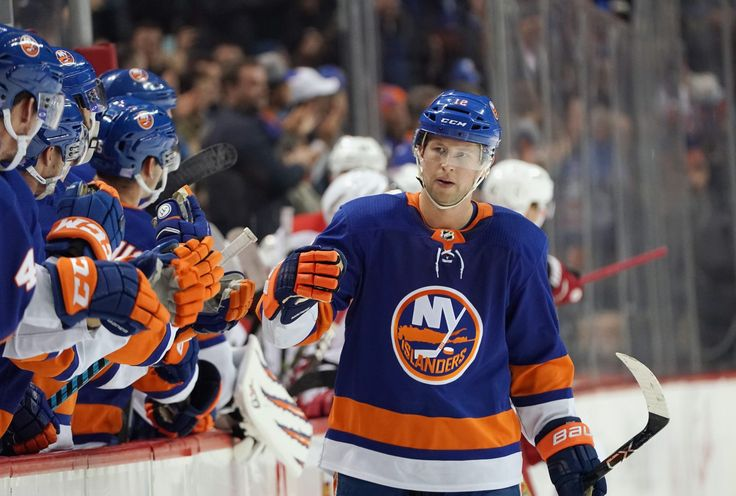 The New York Islanders play a troublesome Carolina team with their eyes on first place in the Metropolitan division.