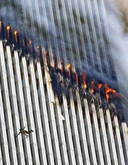 Disturbing Pictures From 9/11 | ... page contains scenes or images that may be disturbing to some viewers