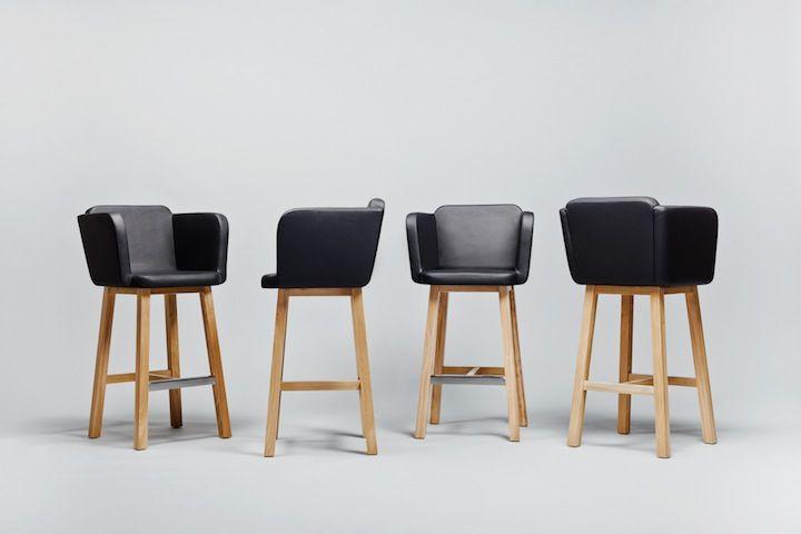 club chairs by Tomek Rygalik!