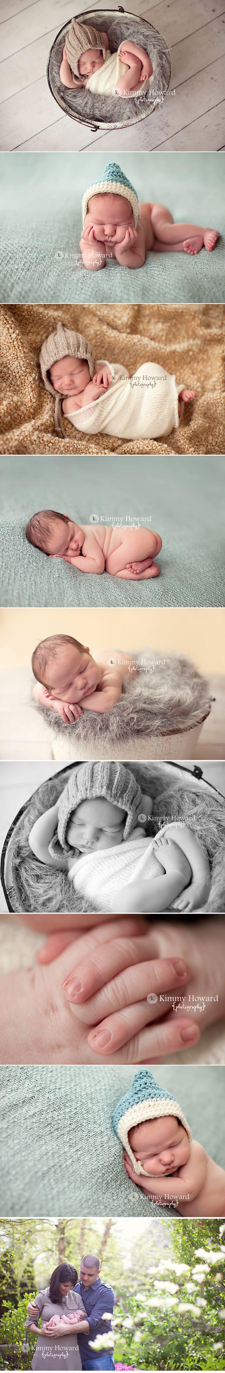 Baby B {Newborn Session} Columbus OH Newborn Photographer